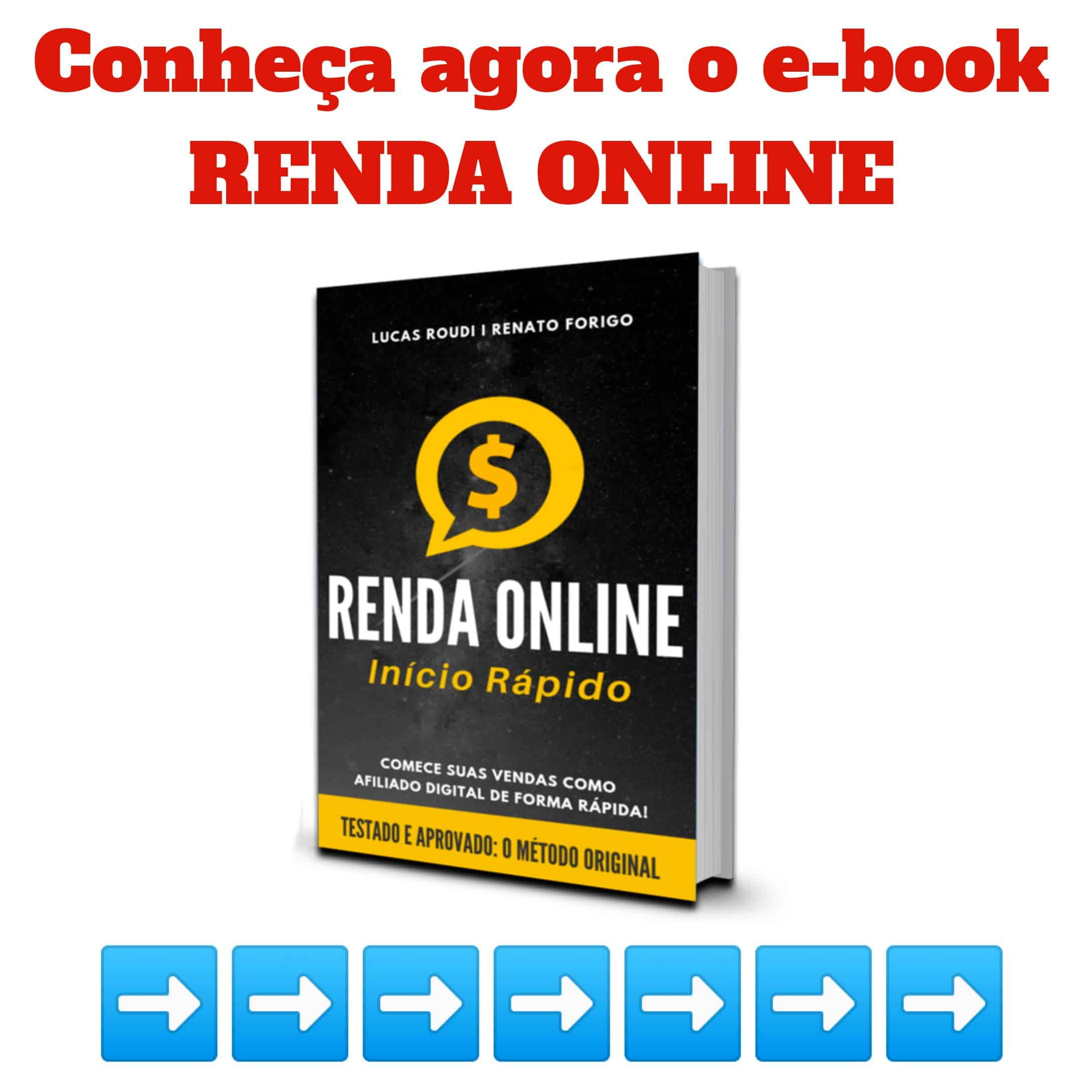 Curso Renda Online ebook