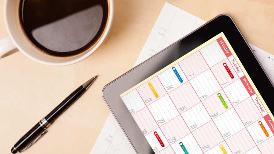 5 razões por que você precisa de um calendário editorial